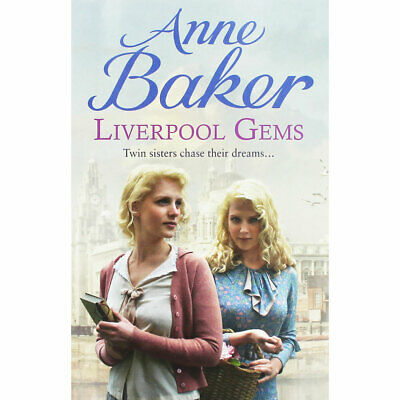 Liverpool Gems by Anne Baker (Paperback), Fiction Books, Brand New