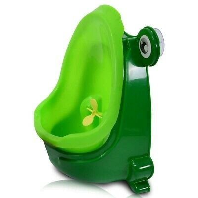Frog Children Potty Toilet Training Kids Urinal Baby Boys Pee Trainer