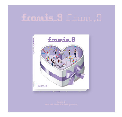 "K-POP FROMIS_9 Special Single Album ""From.9"" - 1 Photobook+ 1 CD / Free Ship"