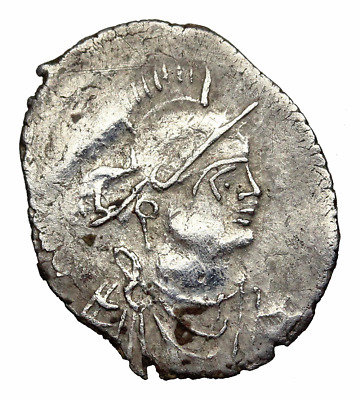 Commemorative Series AR Fraction. Constantinople, time of Justinian I, scarce
