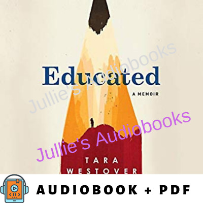 AudioBook - Educated: A Memoir by Tara Westover Digital Download