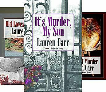 Mac Faraday Mystery Series 1 - 13 Audiobooks By Lauren Carr