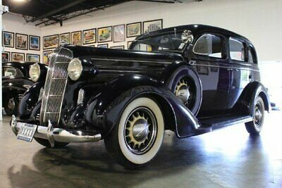 1936 Other -- 1936 Dodge Touring