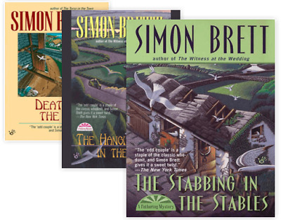 Fethering Mysteries Series 1 - 18 Complete Audiobook Collection By Simon Brett