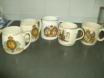 Royal Commemorative Mugs  (1)