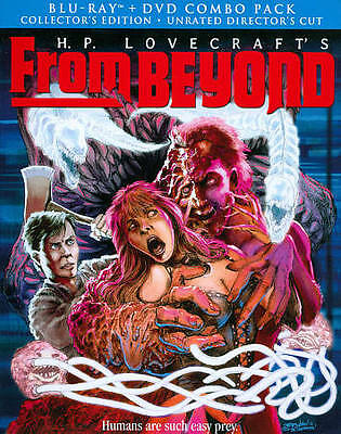 From Beyond (BD/DVD Combo), BRH, 2013, UPC 826663138825