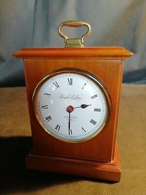 Knight And Gibbins Mantle Clock
