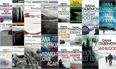 Kate Shugak Novels Collection - 1-10, 12-21 Audiobooks By Dana Stabenow
