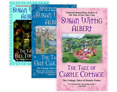 Complete Series - Cottage Tales of Beatrix Potter 1-8 Audiobooks By Susan Wittig
