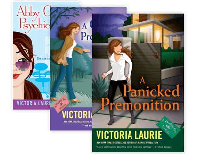 Complete Series -- Psychic Eye Audiobooks 1-15 By Victoria Laurie