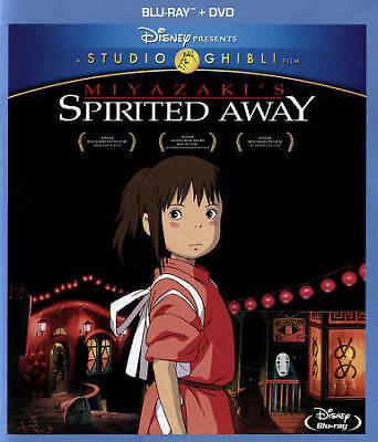 Spirited Away [Blu-ray] Daveigh Chase, Lauren Holly, Michael Chiklis, Suzanne P