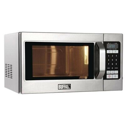 Buffalo Catering Microwave 1100W (Manual) Microwave