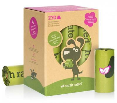 Earth Rated Dog Waste Bags with Poop Bag Dispenser