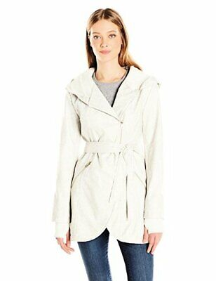 JESSICA SIMPSON OUTERWEAR Womens Soft Shell Wrap S Select SZ Color