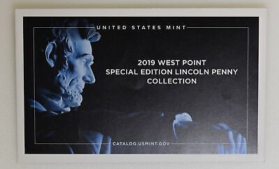 2019-W Proof West Point Special Edition Lincoln Shield Cent IN OGP - I-17146