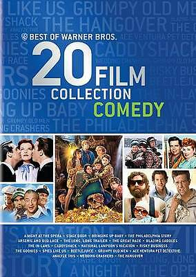 Best of Warner Bros.: 20 Film Collection - Comedy (DVD, 20-Disc)N-1927-272-004