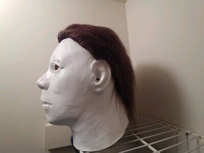 Michael Myers Mask Halloween 1.Michael Myers Latex Halloween Mask Halloween 1 Movie 1978