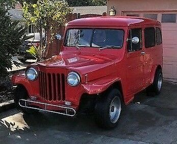 1951 Willys  1951 Willy's Jeep 1969 roadrunner running gear