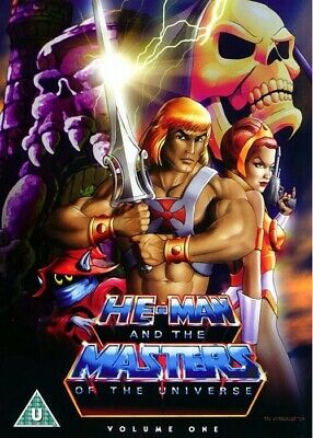 [DVD] He-Man and the Masters of the Universe: Volume One