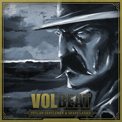 Volbeat : Outlaw Gentlemen & Shady Ladies CD (2013) ***NEW***