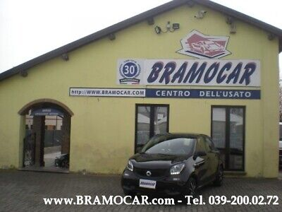 SMART ForFour 70 1.0 71cv YOUNGSTER - NERA - KM 25.728 - NEOPAT.