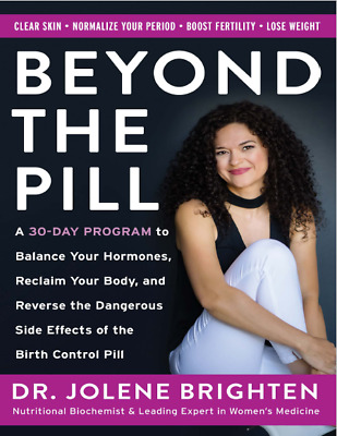 Beyond the Pill by Jolene Brighten (Electronic book only)