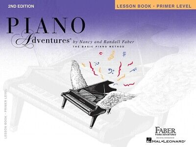 Piano Adventures Lesson Primer 2nd Edition (Softcover Book)