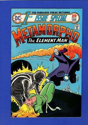 Dc 1St Issue Special Metamorpho #3 Vf/nm 9.0/9.2 High Grade Bronze Age
