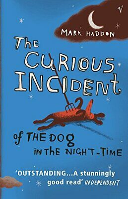 (Good)-The Curious Incident of the Dog in the Night-time (Paperback)-Mark Haddon