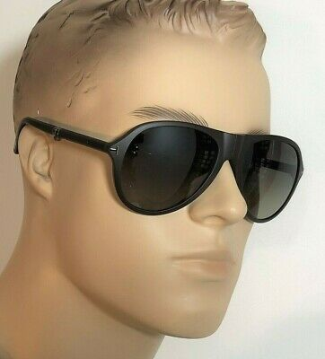 Tom Ford Dalton TF0381 60B Beige Horn Aviator Folding Unisex 100/% UV Sunglasses