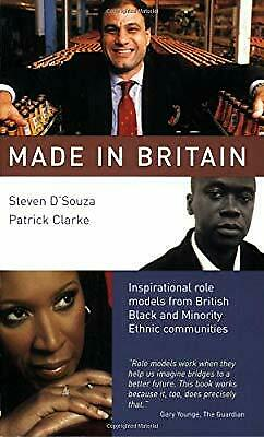 Made In Britain: Inspirational Role Models from British Black and Minority Ethni