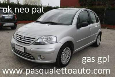 CITROEN C3 GAS GPL. OK NEO PAT. 1.4 Exclusive