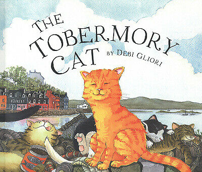 The Tobermory cat by Debi Gliori (Paperback / softback) FREE Shipping, Save £s