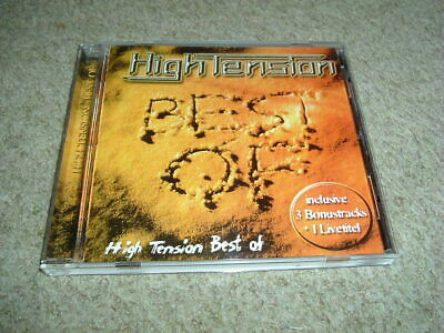 High Tension - Best Of - Cd Album - New - Pretty Maids / Marshall Law - 17 Track