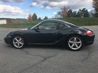 2006 Porsche Cayman 2dr Coupe S 2dr Coupe S 6-SPEED MANUAL - BOSE AUDIO -AWE TUNED AND EXHAUST