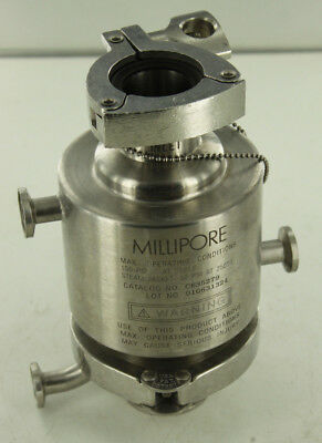 Millipore Ces5279 Stainless Steel Filter Housing