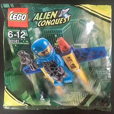 Lego Alien Conquest Jet Pack Polybag 30141