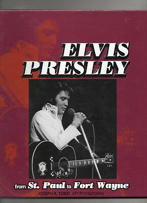 elvis presley book from st.paul to fort wayne