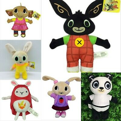 Bing Bunny Peluche Sula Flop Charlie Pando Hoppity Pupazzi