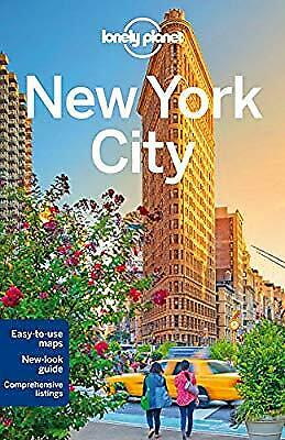 Lonely Planet New York City (Travel Guide), Lonely Planet & St Louis, Regis & Bo
