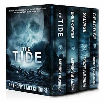 Complete Set Series - The Tide Audiobook Series 1 - 8 By Anthony Melchiorri