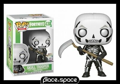 Fortnite - Skull Trooper Funko Pop! Vinyl Figure #438