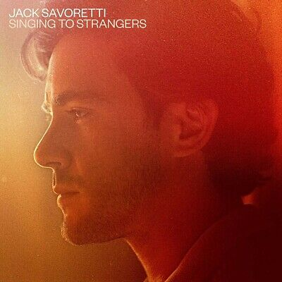 Jack Savoretti Singing To Strangers CD New Pre Order 15/03/19