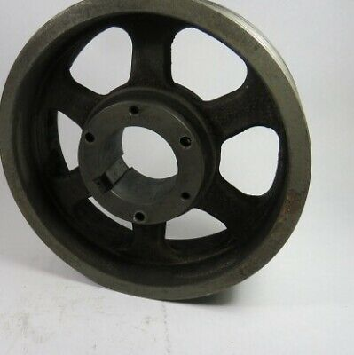 """Browning 10M-130H 10 Groove Pulley w/ Martin R1 3-3/8"""" Bore Bushing ! WOW !"""