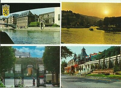 Namur -- Lot de 7 Cartes.      (voir scans).
