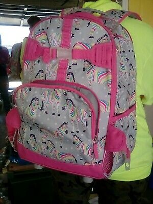 df93e2b715 Kids Rolling Backpack Girls Roller School Bag Student Luggage Book Bags