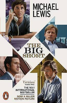 The Big Short: Film Tie-In by Lewis, Michael, Paperback Book, Good, FREE & Fast