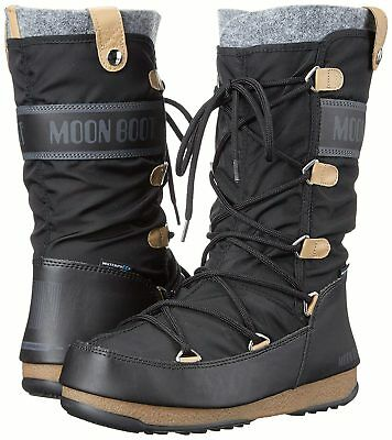 Tecnica We Monaco Felt Waterproof Hike Insulated Winter Snow Moon Boot Womens Sz