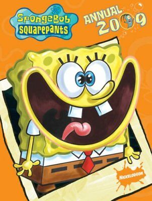 SpongeBob SquarePants Annual 2009 by , Acceptable Used Book (Hardcover) FREE & F