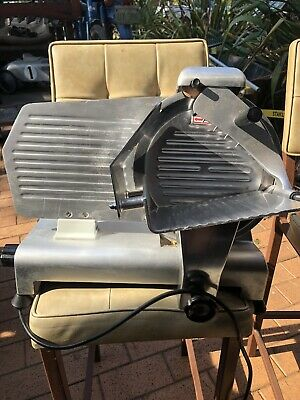 commercial meat slicer 10inch Blade Milano Italy